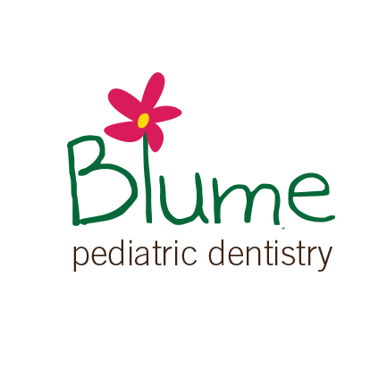 Blue logo - Blume Pediatric Dentistry San Antonio, TX